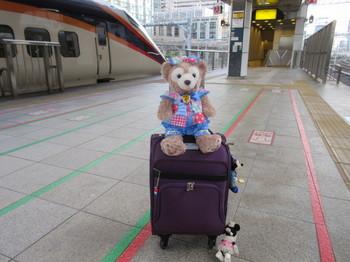 2016年夏 東北旅行 東京駅