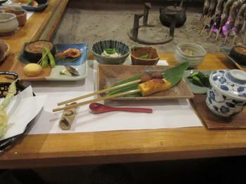 ペンションコッヘル・晩御飯・1