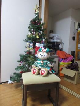 2016クリスマス・ヴァネッサちゃんのクリスマスツリーデコレーション
